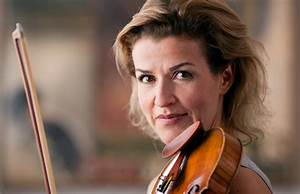 Anne-Sophie Mutter: Complex as the Music She Plays - The ...
