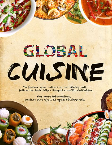 global cuisine hopes to spark cus diversity the brown