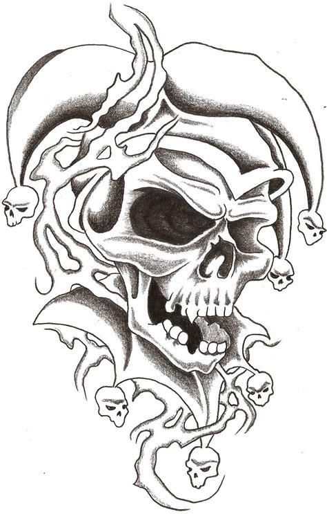 evil skull designs   evil skull designs png images  cliparts  clipart