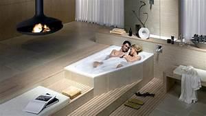 Tv Im Schlafzimmer : schlafzimmer und bad werden eins immobilien berliner morgenpost ~ Markanthonyermac.com Haus und Dekorationen
