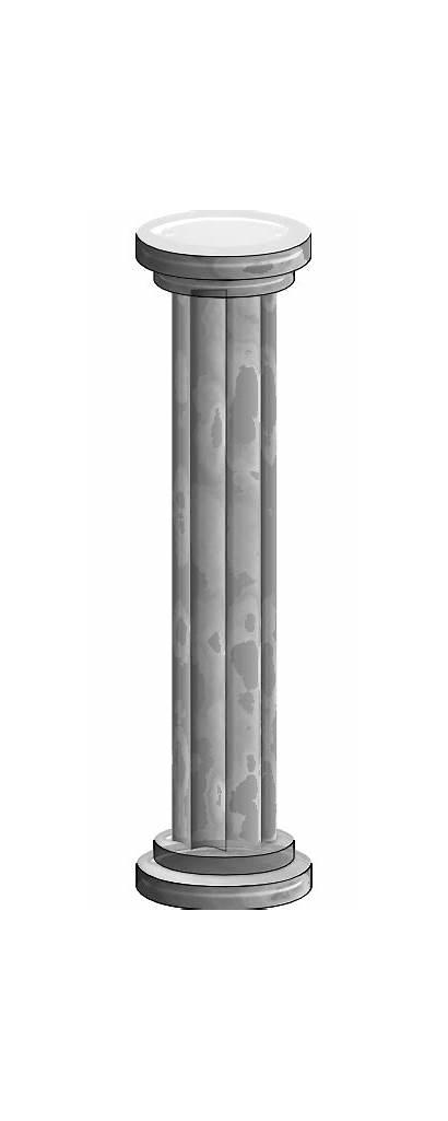 Column Marble Opengameart Kb