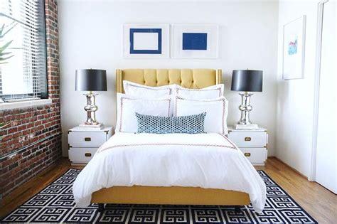 yellow  black bedrooms contemporary bedroom