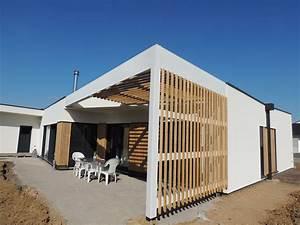 Ossature Bois Maison : maisons ossature bois ~ Melissatoandfro.com Idées de Décoration