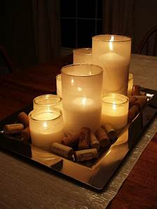 candle centerpiece a perfect decoration for any party With kitchen colors with white cabinets with partylite candle holders retired
