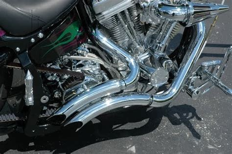 Custom Motorcycle Exhaust Systems