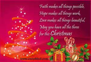 30 beautiful christmas messages greeting card for friends and families
