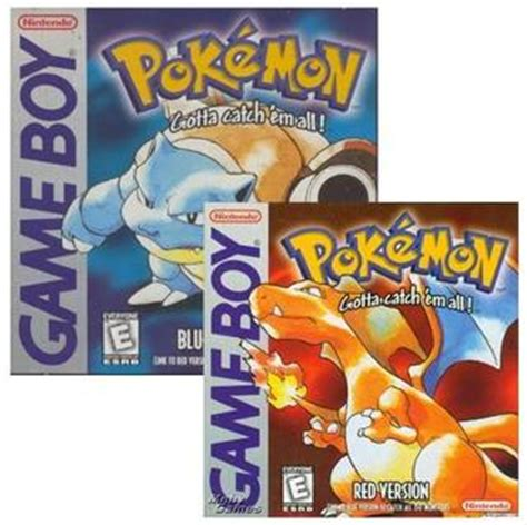 pokemon red  blue video game tv tropes