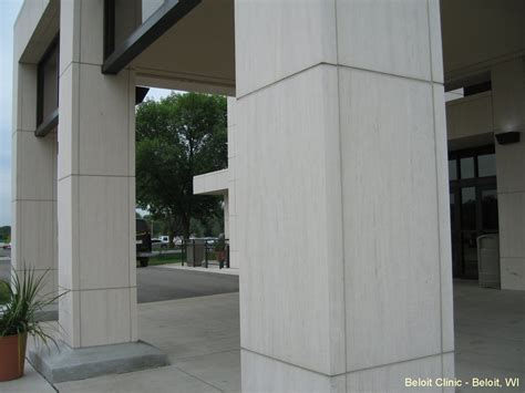 Stone Panels International | BELOIT CLINIC