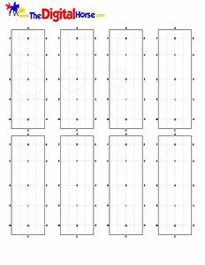 Print Out This Sheet To Diagram Your Dressage Test