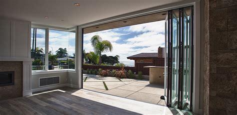 la cantina doors aluminum thermally controlled folding doors lacantina doors