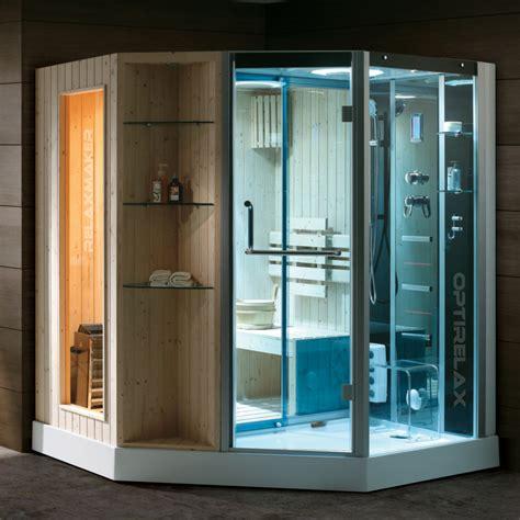 Duschkabine Mit Sauna by Dfdusche Mit Sauna Relaxmaker Galactica Optirelax 174