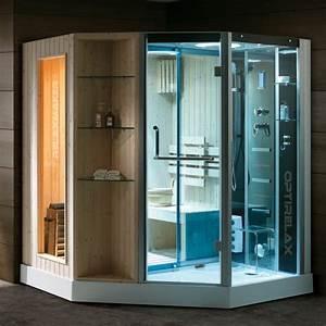 Dampfbad Selber Bauen : dampfdusche mit sauna relaxmaker galactica ~ Frokenaadalensverden.com Haus und Dekorationen