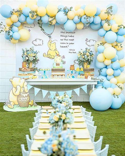 Winnie The Pooh Decoration Ideas - i d totally throw myself a winnie the pooh themed