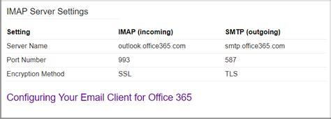 Office 365 Outlook Gmail Settings by Smtp Settings For Outlook365 And Gmail Angular
