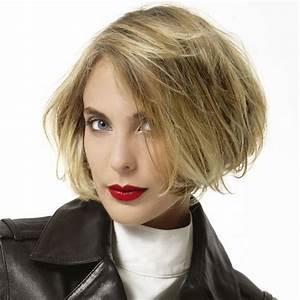 Coiffure Automne Hiver 2017 : coiffures coupes mi longues tendances automne hiver 2017 2018 page 12 ~ Melissatoandfro.com Idées de Décoration
