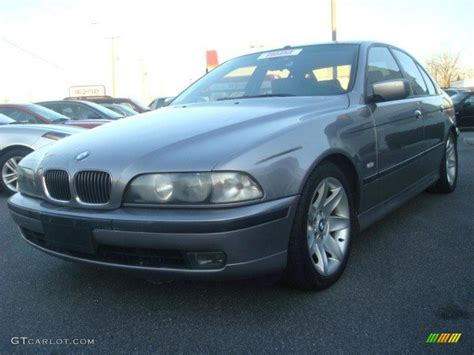 2000 Bmw 540i Specs by 2000 Anthracite Metallic Bmw 5 Series 540i Sedan 46183171