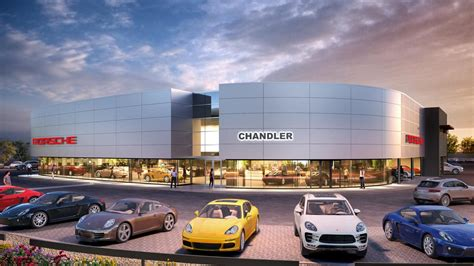 porsche dealership new porsche dealership to open in chandler phoenix