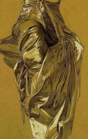 fabric folds creases  soft pastels