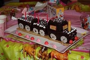 Recette Gateau Anniversaire Garçon : recette de g teau anniversaire locomotive recette g teau facile ~ Dode.kayakingforconservation.com Idées de Décoration
