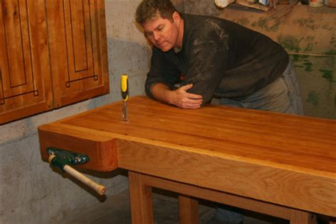 wood traditional woodworking bench  plans