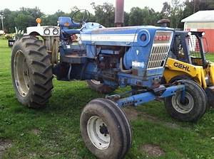 1975 Ford 7000 Tractors - Utility  40-100hp