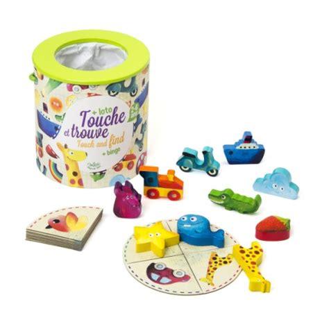 jouet cuisine fille jeu de reconnaissance touche et trouve vilac pour enfant