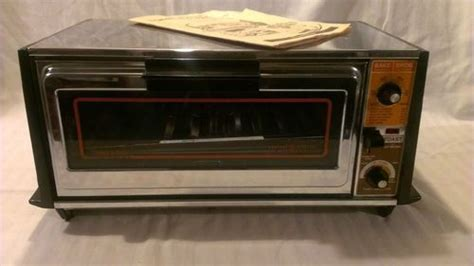 Oven Toaster: Vintage Ge Toaster Oven