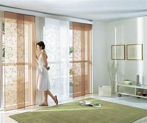 Gardinen Vorhänge Ideen : gardinen zum schieben ~ Sanjose-hotels-ca.com Haus und Dekorationen