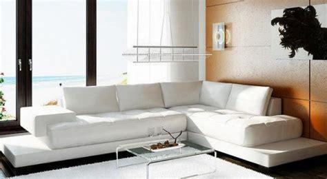 canapes d angle cuir canapé d 39 angle en cuir genova livraison offerte