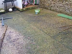 Anti Mousse Terrasse Bois : terrasse beton nettoyer nos conseils ~ Melissatoandfro.com Idées de Décoration