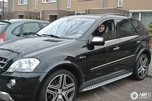 Mercedes Ml W164 Zubehör : mercedes benz ml 63 amg w164 2009 28 maart 2013 autogespot ~ Jslefanu.com Haus und Dekorationen