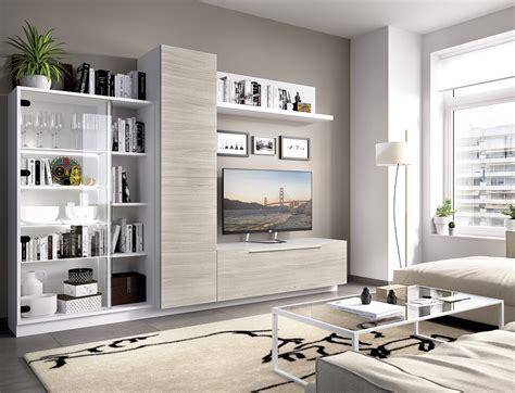 mueble comedor gris  blanco de  casaidecoracom