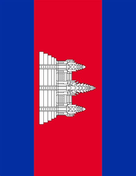 cambodia flag full page - /flags/Countries/C/Cambodia ...