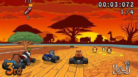 Indie Retro News Wacky Wheels Official Reboot