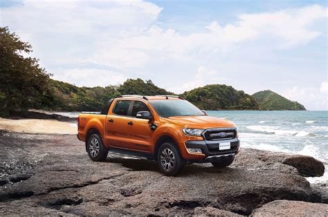 forbidden fruit ford ranger wildtrak debuts for global markets