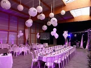 Deco 18 Ans : d coration de ballons pour des 18 ans d coration de ballons pour mariage anniversaires ~ Teatrodelosmanantiales.com Idées de Décoration