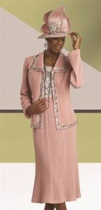 5cc422c8161 Donna Vinci Knits 13054 Womens 3pc Church Suit  French Novelty