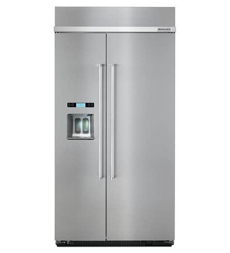 Kitchenaid Refrigerator Built In by Kitchenaid Kitchenaid Built In Refrigerator