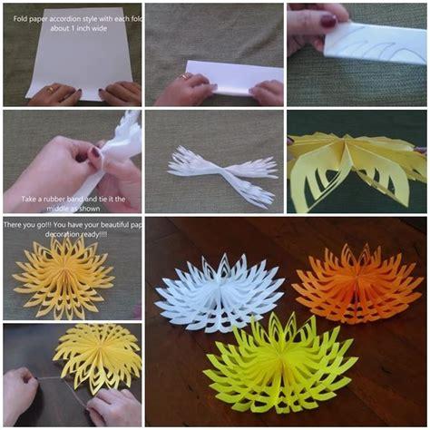 paper snowflake step  step tutorial usefuldiycom