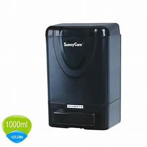 Sunnycare  1015b Refillable Manual Liquid Soap Dispenser
