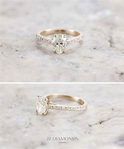 12 impossibly beautiful rose gold wedding engagement rings With vintage wedding rings gold