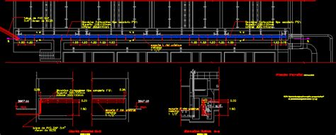 electrical conduit trays controls en autocad cad