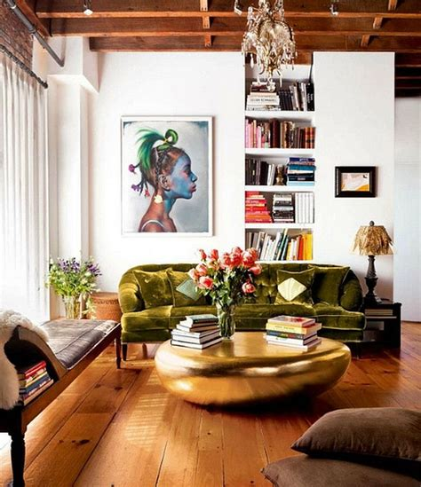gold coffee tables  add sparkle   home