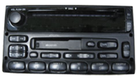 ford navigation cd changer radio repair