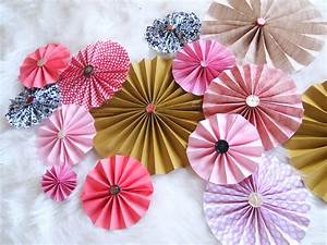 Pinwheel Collage {using scrapbook paper} - Sawdust and Embryos