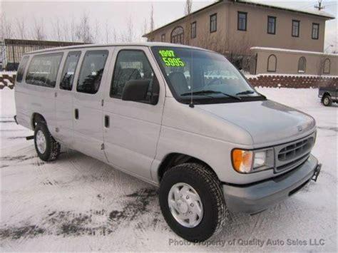 1997 Ford Club Wagon XL for Sale in Anchorage, Alaska ...