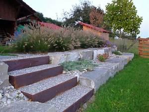 Treppen Im Garten : treppen im garten yasiflor gartenbau ~ A.2002-acura-tl-radio.info Haus und Dekorationen