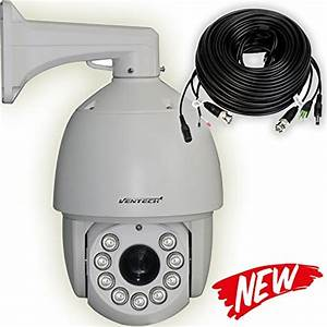 Ventech Professional Ptz Security Camera 27x Zoom 700tvl