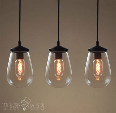 Kitchen Pendant Light Bulbs by 2014 Sales Pendant Lights Modern Clear Glass