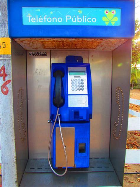 public pay phone  costa rica